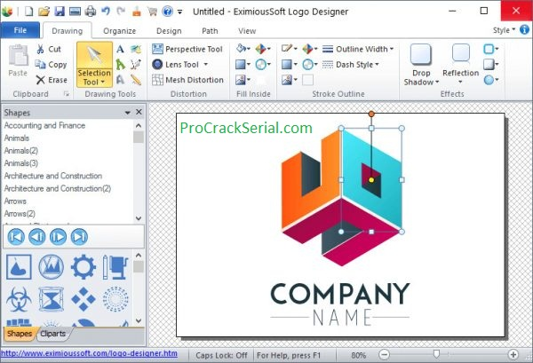 EximiousSoft Logo Designer Pro Crack 3.90 With Latest Download 2021