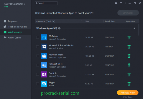 IObit Uninstaller Pro Crack 10.0.2.23 + Full Version Free Download 2021