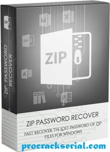 ZIP Password Recover Crack 2.1.2.0 With Activation Key Free Download