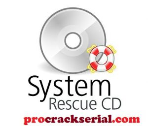 SystemRescueCd Crack 7.0.1 With Activaton Key Free Download