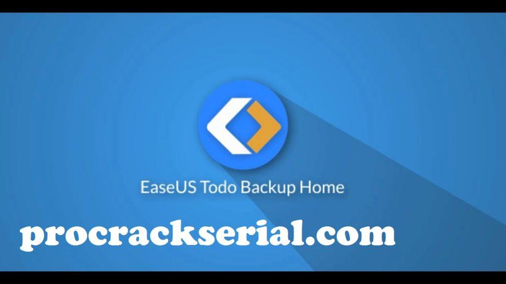 EaseUS Todo Backup 13.5 Crack Torrent Full Version 2021