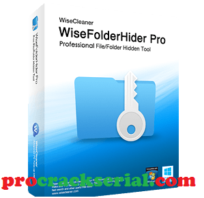 Wise Folder Hider Pro 4.3.8.198 With Crack Full Version [Latest] 2021