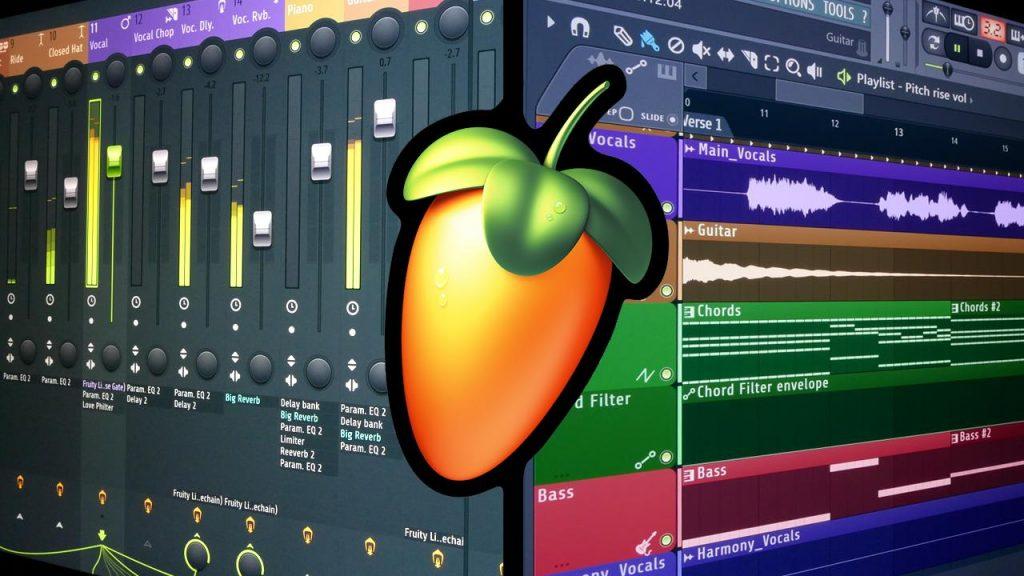 Fl Studio Crack 20.8.3 With Reg Key Full Torrent 2021