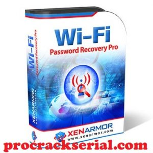 WiFi Password Recovery Pro Crack + Product Key 2021