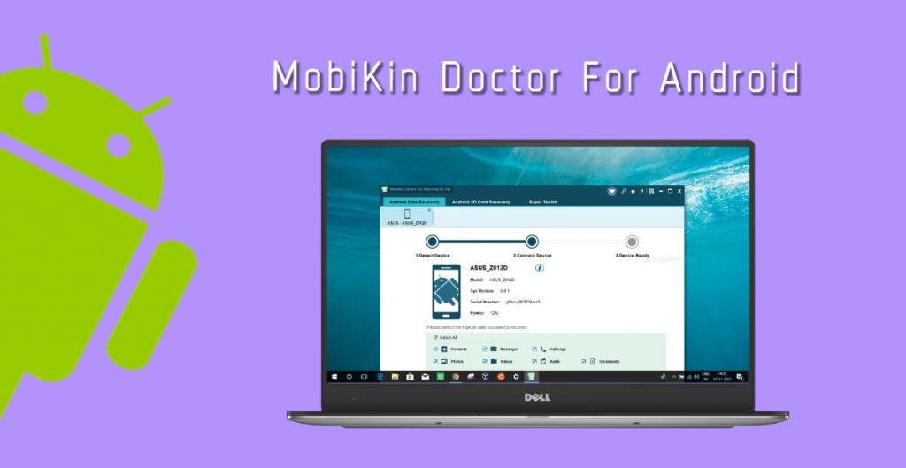MobiKin Doctor for Android Crack 4.2.51 With Activation Key [Latest] 2021