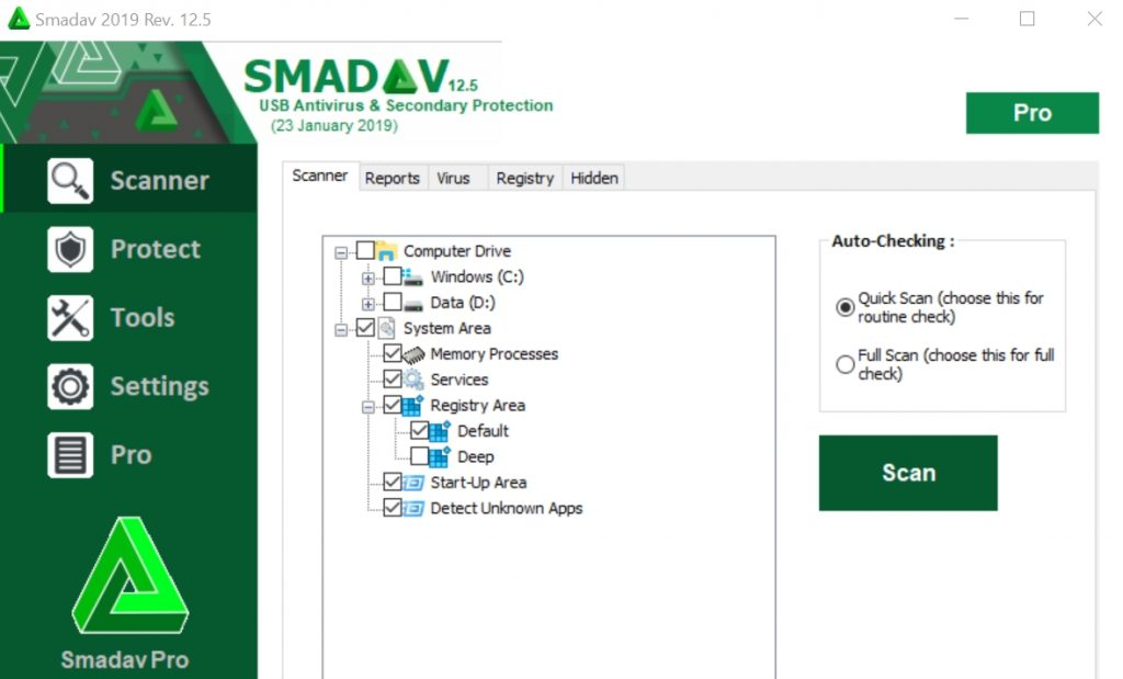 Smadav Pro 2021 Crack With Serial Key Free Download [Latest]