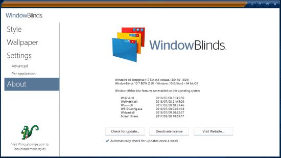 Stardock WindowBlinds Crack 10.87 With Product Key [Latest] 2021