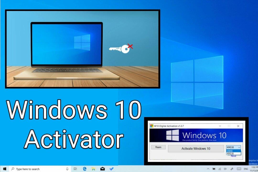 Windows 10 Activator Crack + Product Key [Latest] 2021