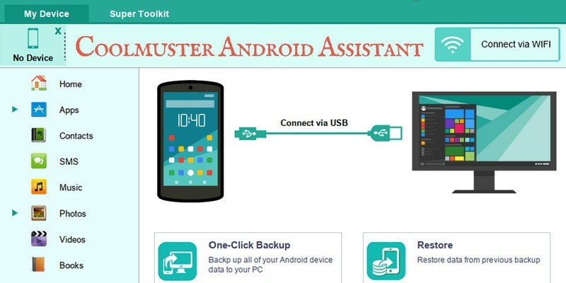 Coolmuster Android Assistant Crack 4.10.33 With License Key [Latest]