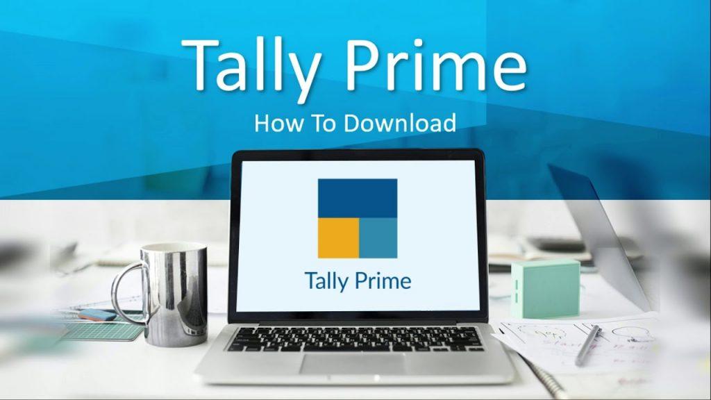 TallyPrime 1.1.3 Crack With Registration Key 2021