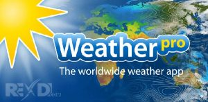 Weather Pro Crack 5.6.2 With Serial Key [Latest] 2021