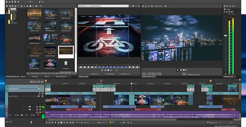 Sony Vegas Pro 18 Crack With Full Version 2021 Download