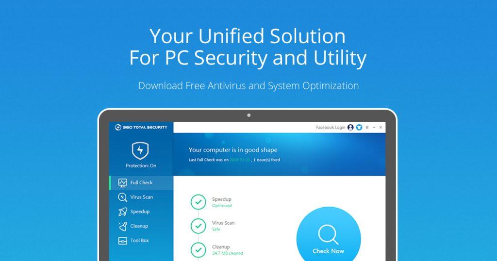360 Total Security Crack 10.8.0.1286 + License Key Free Download 2021