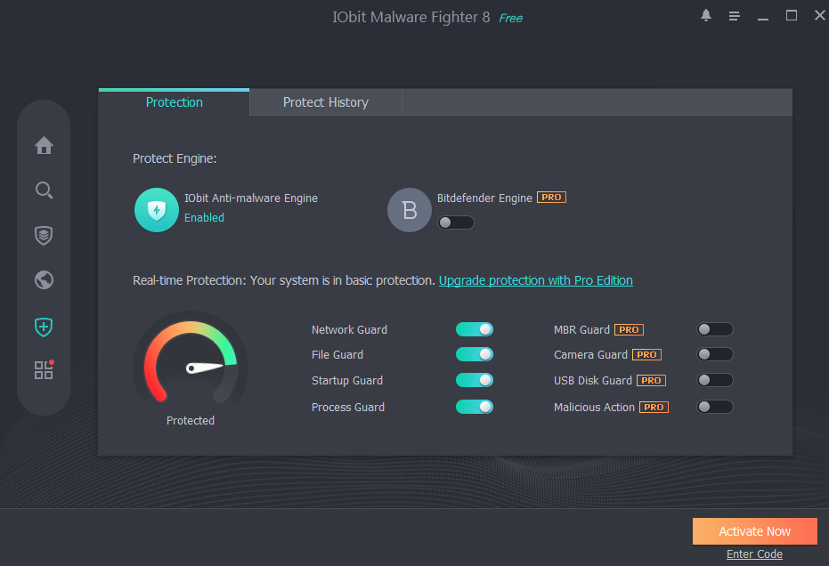 IObit Malware Fighter Pro Crack 8.5.0.789 With Activation Key 2021
