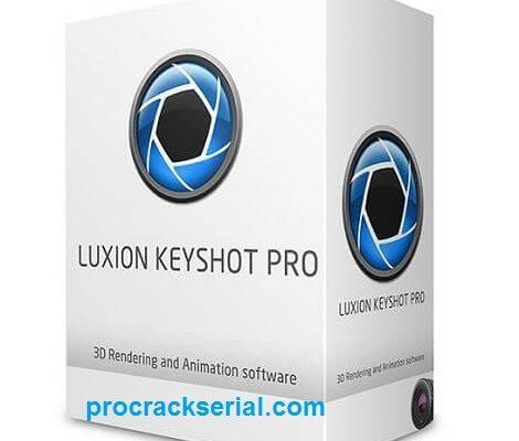 Luxion KeyShot Pro Crack 10 With License Key Latest