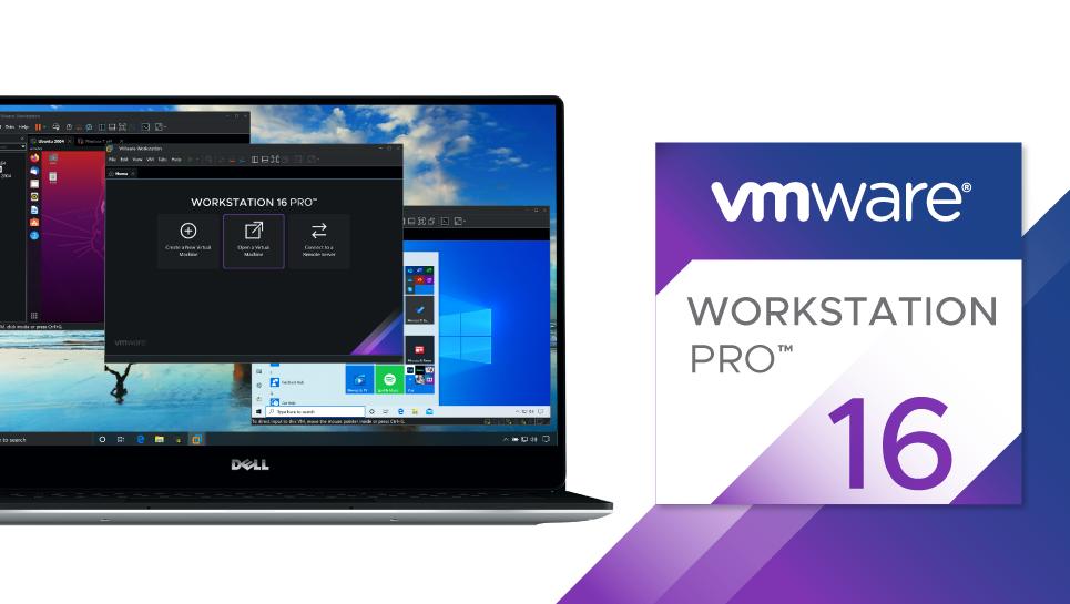 VMware Workstation Pro Crack 16.1.1 With Activation Key 2021