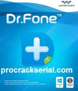 Wondershare Dr Fone Crack v11.4.0.441 & License Key [Latest] 2021