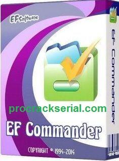 EF Commander Crack 21.05 & Serial Key [Latest] 2021