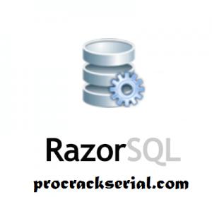 RazorSQL Crack 9.4.4 & License Code [Latest] 2021