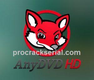 AnyDVD HD Crack 8.5.5.0 & License Code [Latest] 2021