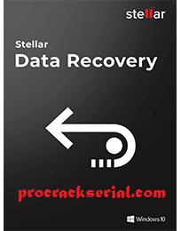 Stellar Data Recovery Crack Professional 10.1.0.0 & Product Key [Latest] 2021