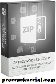 ZIP Password Recover Crack 8.2.0.5 & Activation Key [Latest] 2021