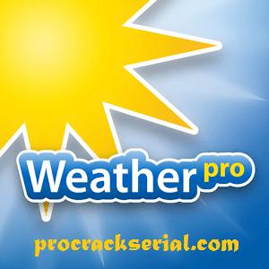 Weather Pro Crack 5.6.5 & Product Key [Latest] 2021