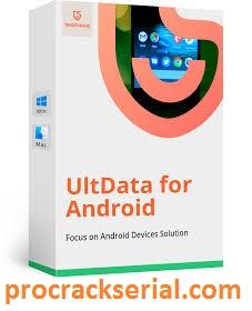 UltData for Android Crack v9.4.1.6 & Product Key [Latest] 2021