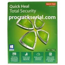 Quick Heal Total Security Crack 12.1.1.31 & Product Key [Latest] 2021